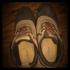 LLBean men's boots